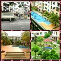 Homestay nearly sutera mall and bukit indah