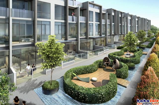 Belgravia Villas - The largest strata landed in Singapore Ang Mo Kio Singapore | Aproperty.my